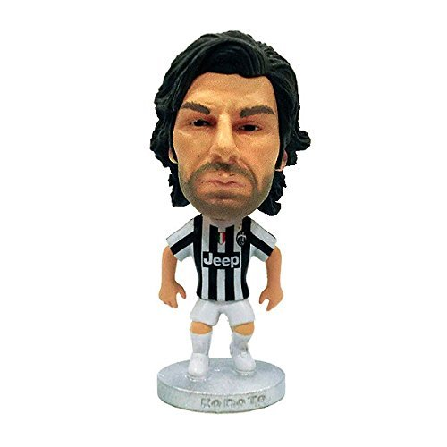 [Soccer figure] Andrea Pirlo [football player doll](Juventus FC/2013-14 Home/Italy SerieA) KDT (japan import) - 1
