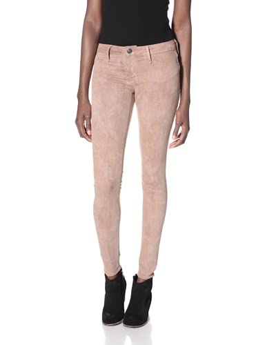 Earnest Sewn Women's Audrey Legging Jean  - Layered Latte