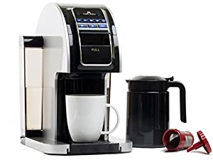 Touch Brewer T526S Brewing System For Single Cup Coffee by Touch Brewer