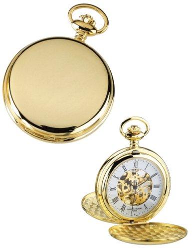 Charles Hubert Classic Pocket Watch 17 Jewel Mechanical