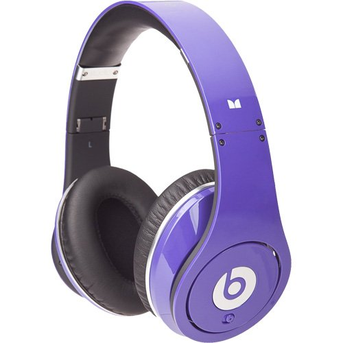 Beats Studio Over-Ear Headphone (Purple) [Old Version]