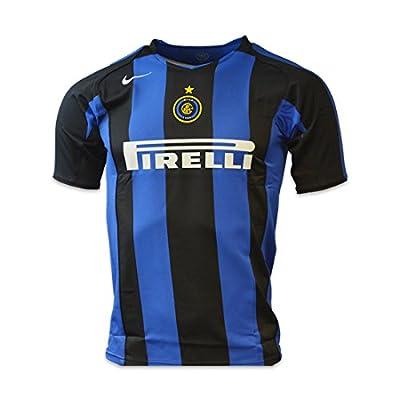 2005-2006 Inter Milan Home Nike Football Shirt (Kids)