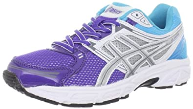 ASICS Women's GEL-Contend Running Shoe,Electric Purple/Lightning/Capri Blue,8.5 M US
