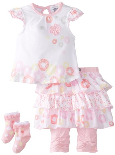 Baby Sock Flowers front-1057551