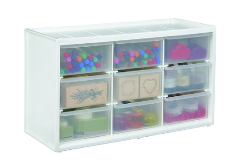 ArtBin Store-In-Drawer Cabinet; White Art Craft Storage, 6809PC (Toy Storage Containers compare prices)
