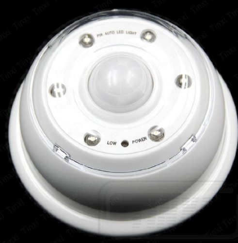 sensor lamp 6 LED lights for hallway passageway gallery. (Zoom Energy Pack compare prices)