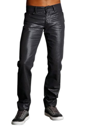Energie 9f4300_dl0092_f97 Loose Black Man Trousers Men - 30