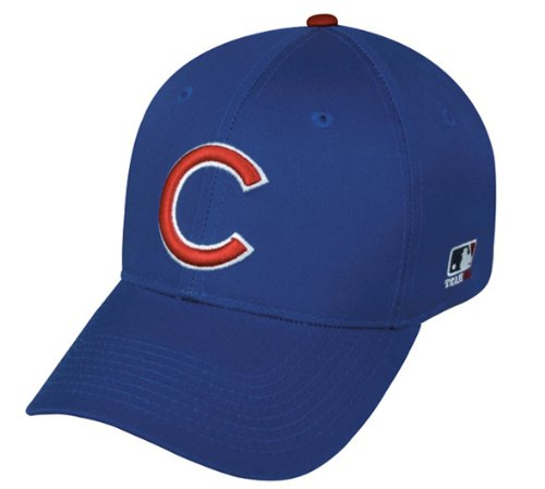 Chicago Cubs ADULT Adjustable Hat MLB Officially Licensed Major League Baseball Replica Ball Cap at Amazon.com