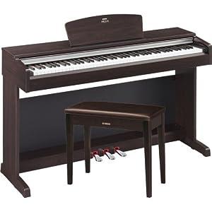 Yamaha ydp135r digital piano with bench for Yamaha ydp 113 for sale