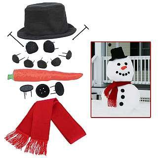 My Very Own Snowman Kit - 1