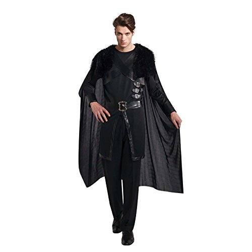 Totally Ghoul Lord of Night Costume, Men's, one size fits most (Game Of Thrones Mens Costumes)