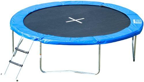 PEARL sports Ersatz-Sprungtuch für Trampoline mit 305 cm Ø -