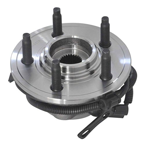 DRIVESTAR 515078 New Front Left or Right Wheel Hub & Bearing for Ford Explorer Mountaineer (Wheel Hub Ford Explorer 2009 compare prices)