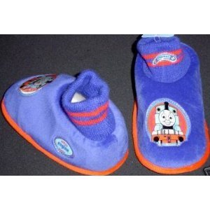 Cheap Thomas & Friends, Soft Warm Shoes/slippers, Kid Shoe Size 11/12 Great for Halloween Costume, (B006HJKW1A)