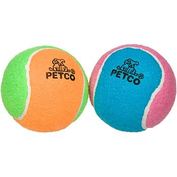 Pet Tennis Ball Dog Toy Exercisers