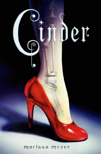 Cover of Cinder (Lunar Chronicles)