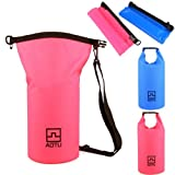 10l Waterproof Dry Sack for Outdoor Activities Diving / Boating / Camping - Pink