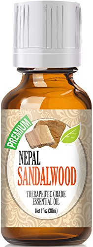 Sandalwood (Nepal) Best Therapeutic Grade Essential Oil - 30ml / 1 (oz) Ounce