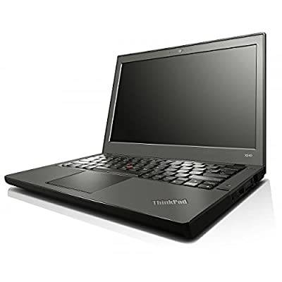 Lenovo Thinkpad 20ALA0K-WIG 12.5-inch Laptop (Core i5-4200U/4GB/1TB/Win 8/Integrated Graphics/With Bag), Black