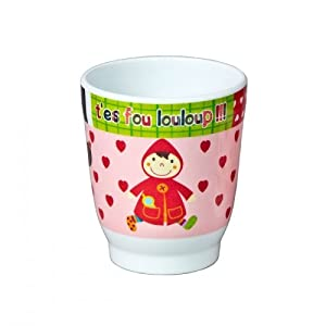 T 39 es fou louloup timbale chaperon rouge b b s pu riculture - T es fou louloup ...