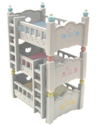 Sylvanian Families furniture baby three stage Beddoka -213 - 1