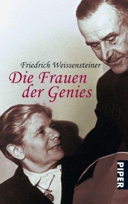 Buchseite und Rezensionen zu 'Die Frauen der Genies' von Friedrich Weissensteiner