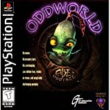 Oddworld - Abe's Oddysee - Platinum (PS)