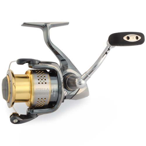 Best fishing reels shimano stella 2500 fd spinning reel for Top fishing reels
