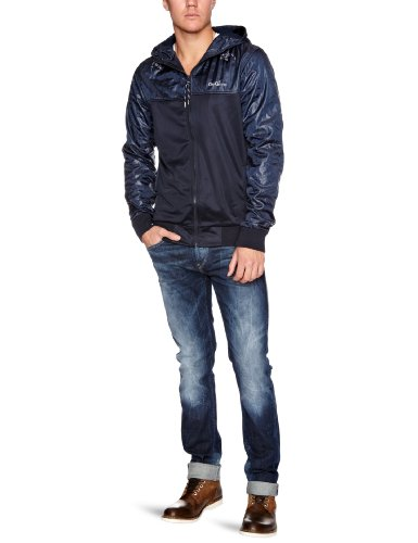 Gio Goi Romey Men's Sweatshirt Deep Navy Medium
