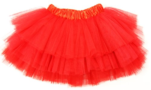 Red Baby Tutu front-126750