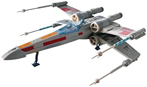 Star Wars X-Wing fighter Model Kit by Revell