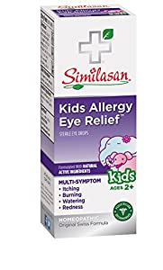 Similasan Kids Allergy Eye Relief Drops, 0.33 Ounce