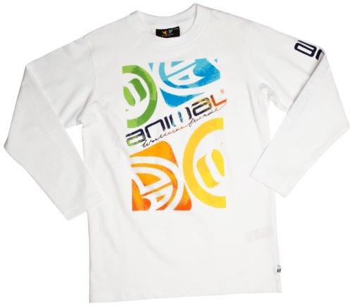 Animal Rabble Printed Boy's T-Shirt