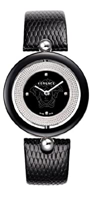 Versace Women's 79Q99A9D008 S009 Eon Reversible Bezel Watch