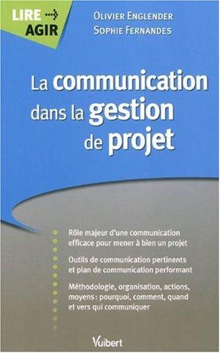 La communication dans la gestion de projet