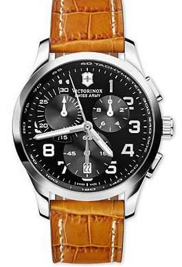 Victorinox Swiss Army Mens 241294 Alliance Chrono Watch