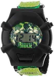 Marvel Comics Kids' AVGKD061 The Incredible Hulk Watch