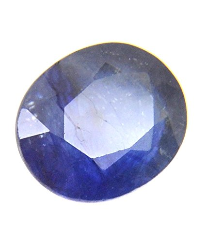 Barishh 5.97 Ct IGL Certified Madagascar Mines Blue Sapphire Gemstone