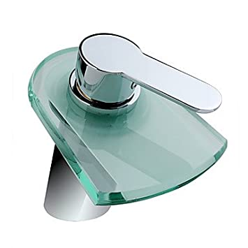 Meyrin robinet de salle salle de bain mitigeur avec avec led bricolage - Robinet salle de bain led ...