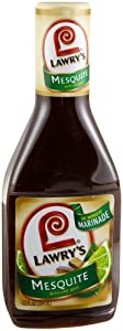Lawry's 30-Minute Marinade, Mesquite with Lime Juice, 12-Ounce Plastic Bottles (Pack of 6)