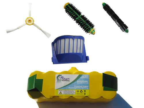 Irobot Roomba Cleaning Head Module front-637751
