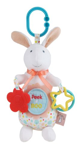 Kids Preferred Pat The Bunny: Developmental Rabbit