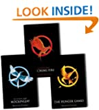Hunger Games Trilogy Collection Classic 3 Books Set Pack By Suzanne Collins RRP: �23.97 (Hunger Games Collection) (Mockingjay Classic, Catching Fire Classic, The Hunger Games Classic)