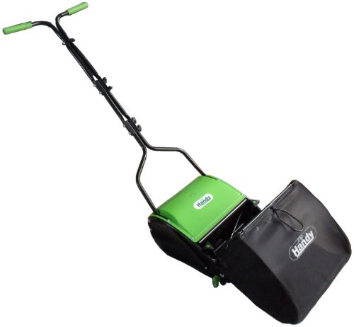 The Handy Hand Roller Mower