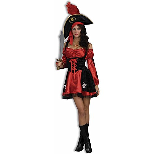 Racy Pirate Lady Costume