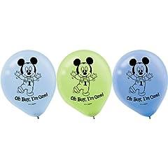 15-Piece Mickey