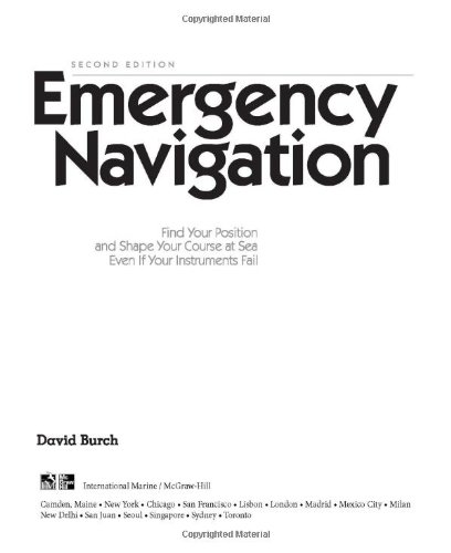 Emergency Navigation, 2nd Edition: Improvised