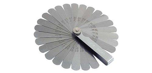 OEMTOOLS 25025  26 Blade Master Feeler Gauge (Master Gauge compare prices)