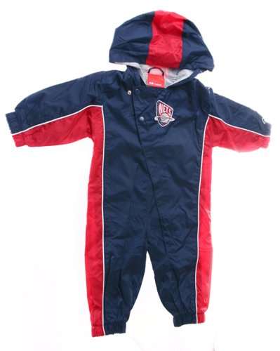 Nets Baby-Boys Infant Windsuit By Reebok Size 12 Mos front-1041107
