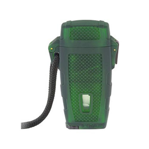 Xikar Lighter Stratosphere 520 Green